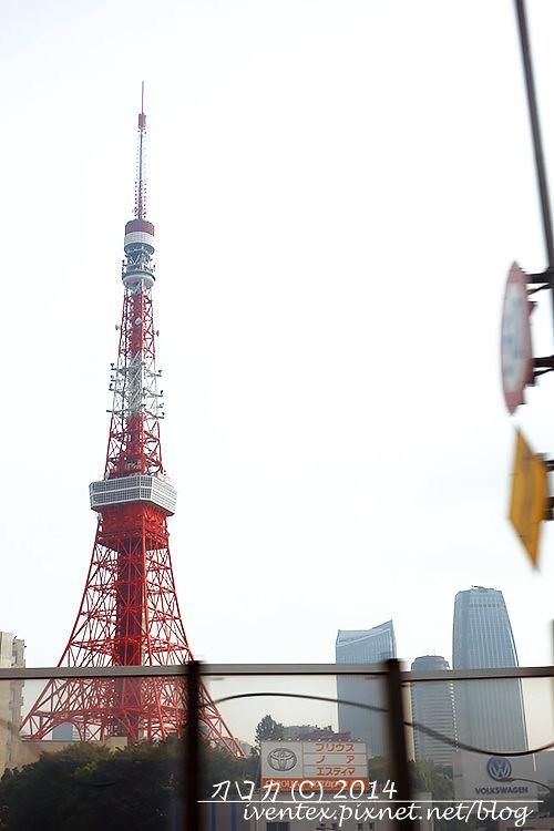 18刀口力日本東京鐵塔