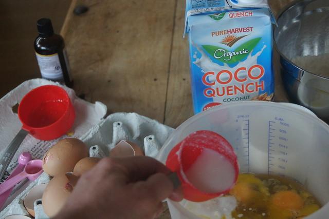 gluten free honey cupcakes DSC00443