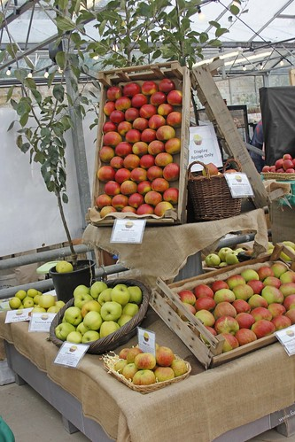 Apple Weekend at Waterperry Gardens