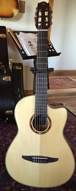Will I keep my new Yamaha NCX900FM Classical Guitar?