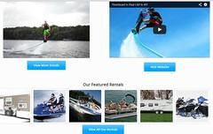 Quality range of ski boats, ice houses, Yamaha wave runners, pontoons? Visit http://chartered-rentals.com