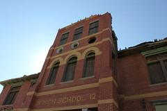 Toyah High School Building 2, Toyah, Texas