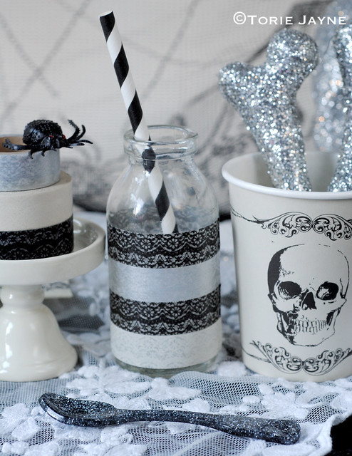 'Gothic Glamour' Halloween Inspiration 3