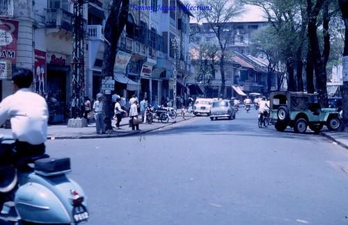 Saigon - Đường Lê Thánh Tôn-Công Lý - Photo BobBahl