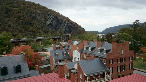 Harper's Ferry in October