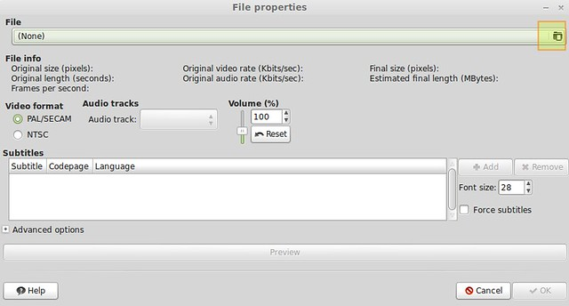 How to create a video DVD on Linux desktop - Ask Xmodulo