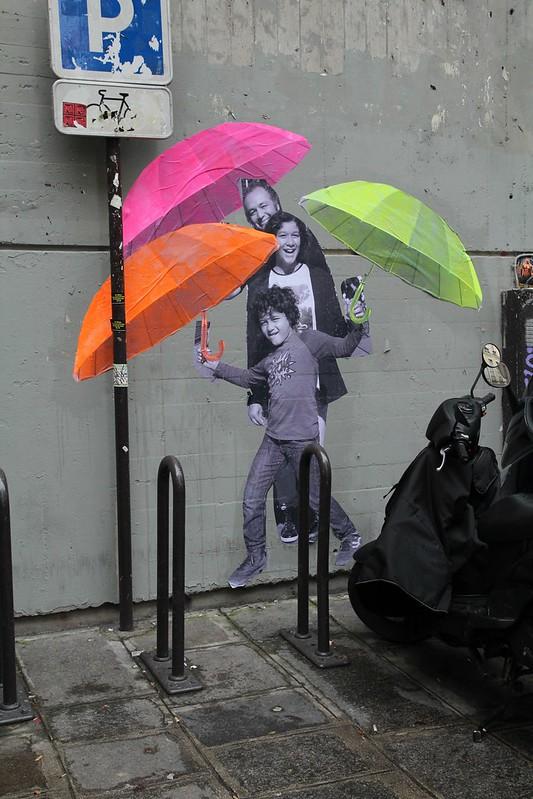 Paris streetart
