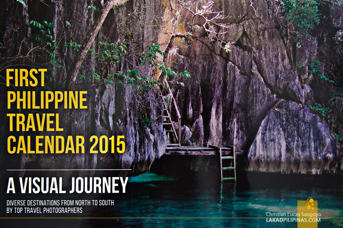 First Philippine Travel Calendar 2015