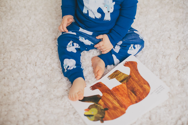 10 months old | Eric Carle PJ's
