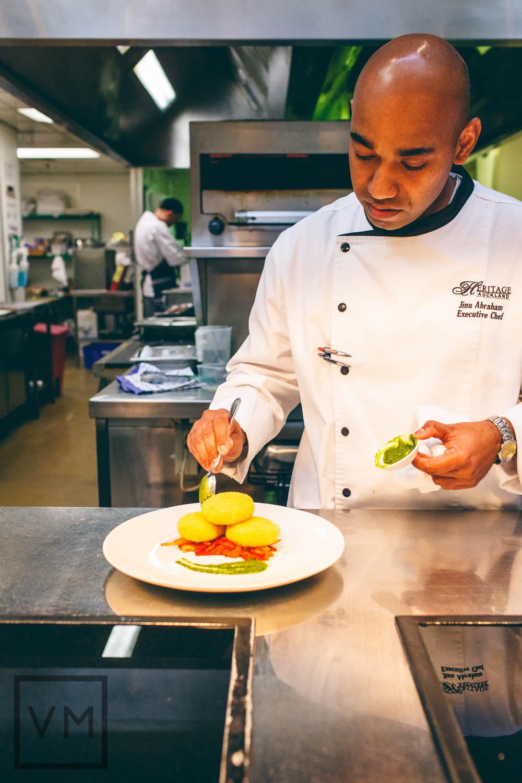 Chef Jinu Abraham