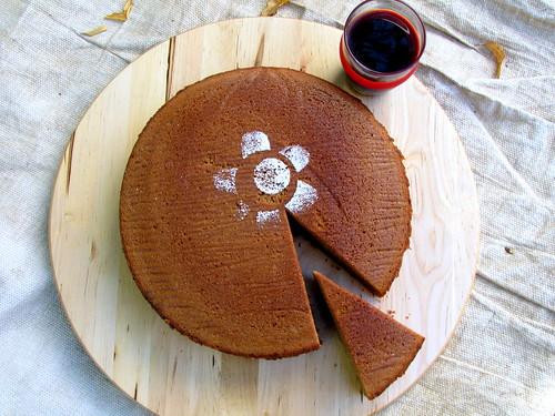 Coffee Mud Cake