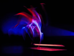"""From the archives: """"Artistic blur"""""""
