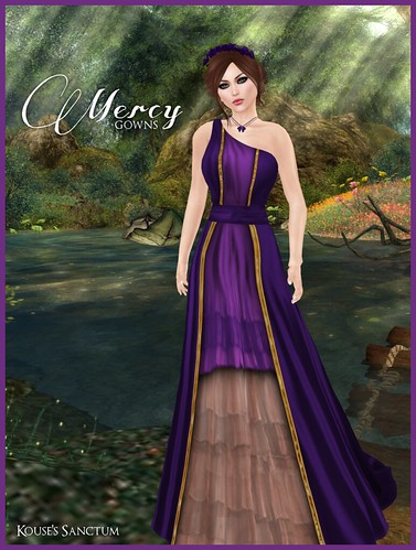 Mercy Gowns Poster