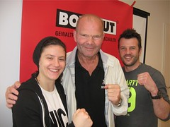 Jetzt will Leyla in Stralsund Boxing-Queen werden