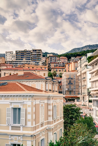 city sky mountain france architecture clouds buildings french landscape riviera cityscape sony hill côte monaco carlo monte dazur a7r sel2470z