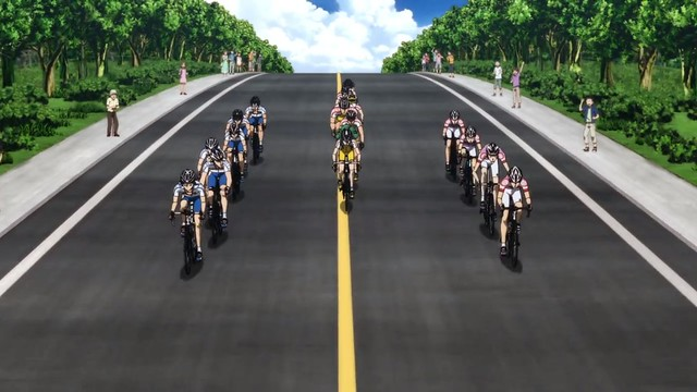 Yowamushi Pedal ep 38 - image 29