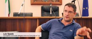 Il consigliere delegato, Leo Spada