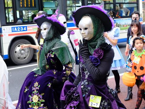 Kawasaki Halloween parade 2014 99