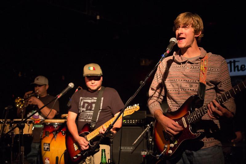 Ro Hempel Band at the Zoo Bar   10-8-2014