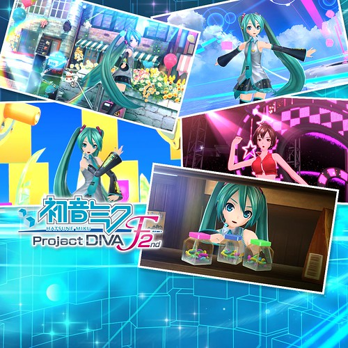 Hatsune Miku: Project DIVA F 2nd - Song Club