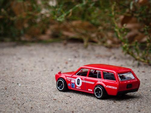 71 Datsun Bluebird 510 Wagon