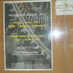 Haze Italian tour 2014