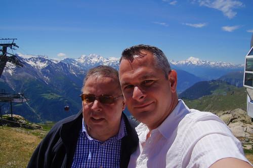 047 Boven bij Bettmerhorn selfie