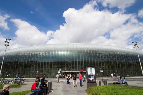 Gare de Strasbourg 4