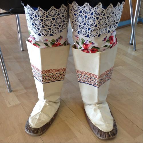 Greenland Nanortalik boots