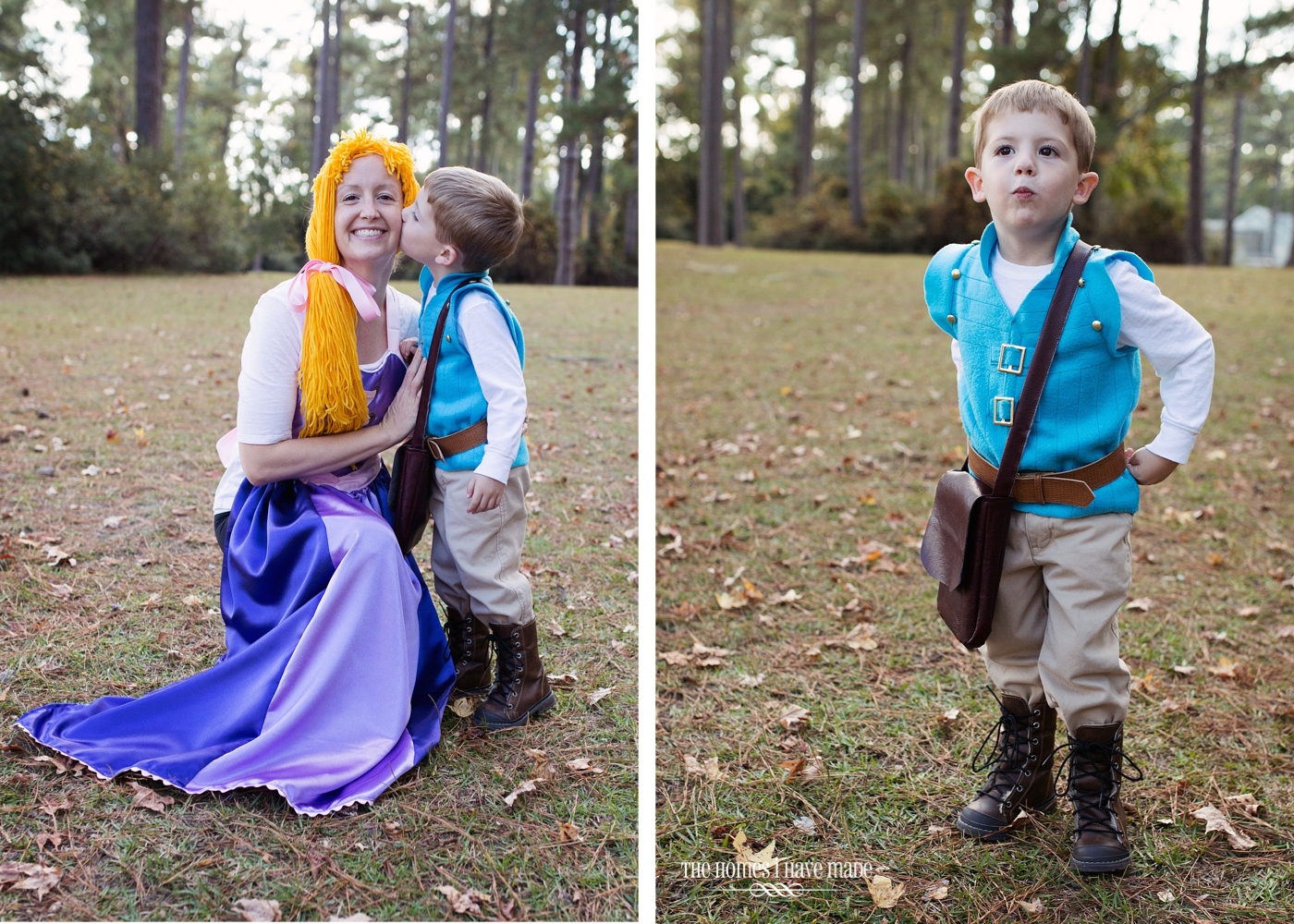 Halloween 2014 The Cast From Tangled The Homes I Have Made
