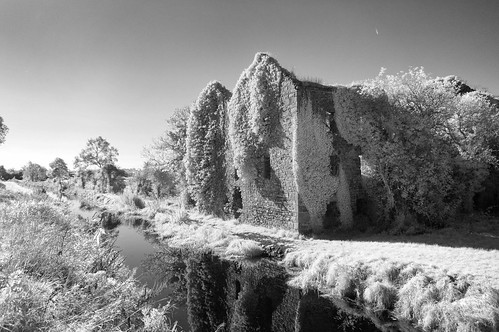 abandoned infrared
