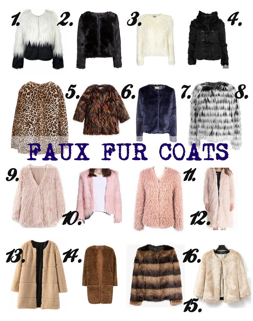 faux fur coats 2014 done