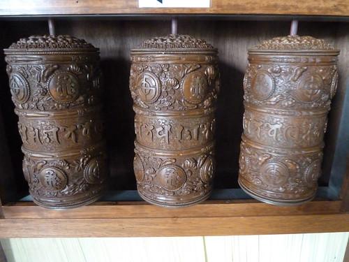 長谷寺 輪蔵