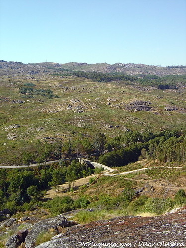 Arredores de Castelo de Penalva - Portugal