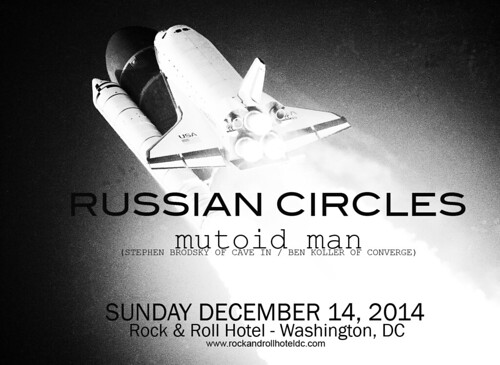 Russian Circles at the Rock & Roll Hotel