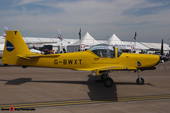 G-BWXT - 2254 - DEFTS Babcock HCS - Slingsby T-67M-260 Firefly - Fairford RIAT 2006 - Steven Gray - CRW_1494
