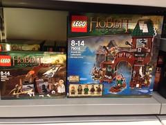 LEGO Herr der Ringe Sets 79015 und 79016