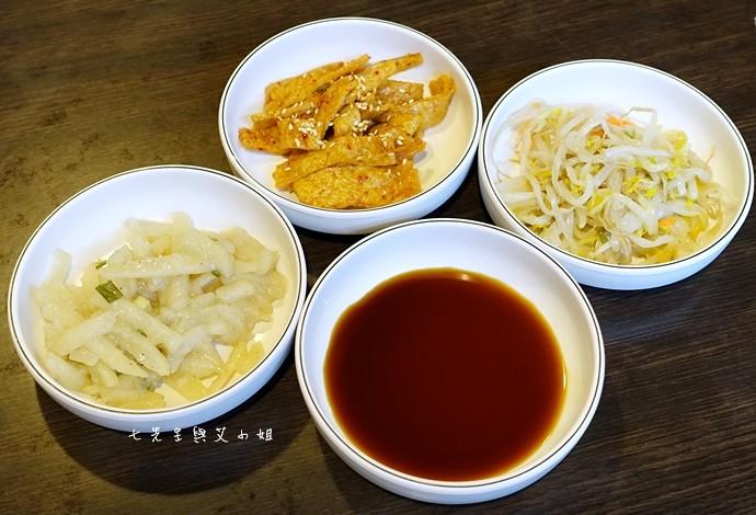 3 江原道韓國料理小菜冰淇淋吃到飽
