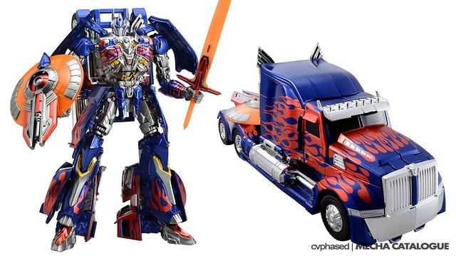 Takara Tomy AD-31 Armor Knight Optimus Prime