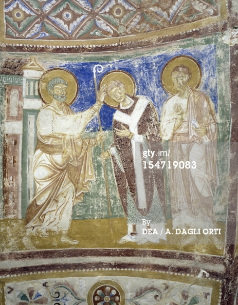 hirotonia Sfantului Sfintit Mucenic Hermagoras