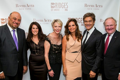 Building Bridges Award honoring Reem Acra (20)