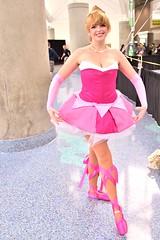 Belle Ballerina Cosplay