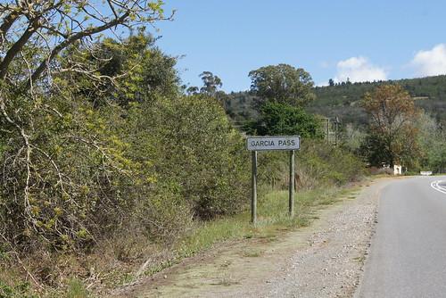 Гарсиа Пасс (Garcia Pass или Garcia's Pass)