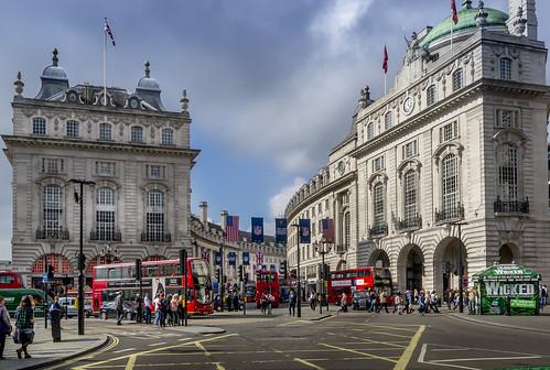 Regent Street. London. England