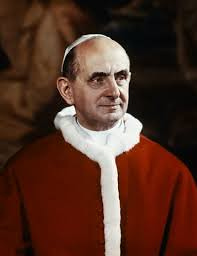 Pope Paul VI photo