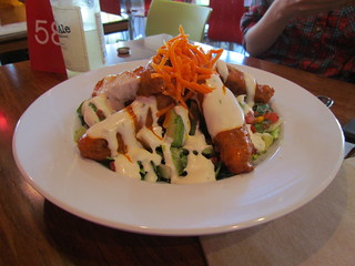 B-Wing Salad from Veggie Grill (South Lake Union)
