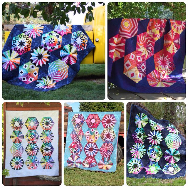 Off to Quilt Market