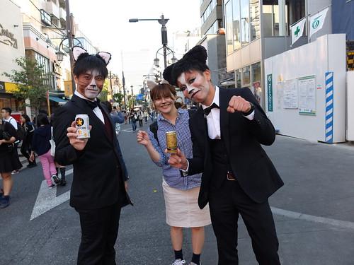 Kagurazaka Bakeneko Parade 2014-27