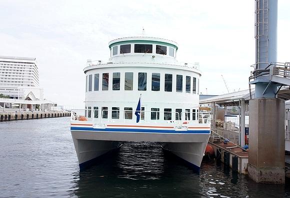 神戶港搭船神戶下午茶19