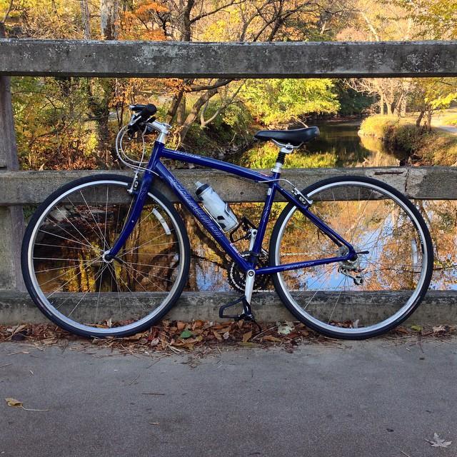 It's me bike #bikedc
